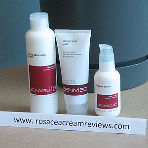 help those suffering from rosacea