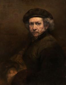Master Painter Rembrandt