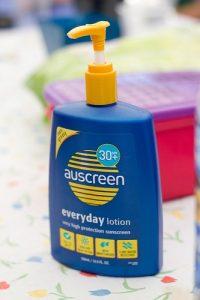 high SPF sunscreen