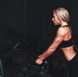 Intense workouts